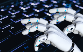 Robotic Process Automation in workplace