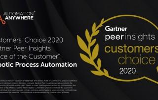 Gartner Peer Insight Award 2020